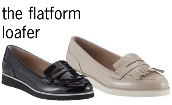 TESCO flatform loafer