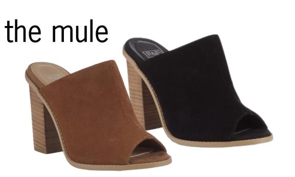 TESCO mule