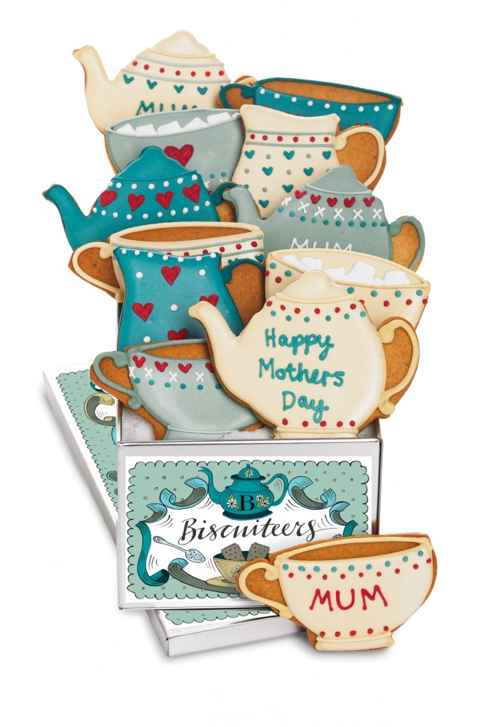mothers day tea for two biscuiteers | mothers day gift guide | cocomamastyle