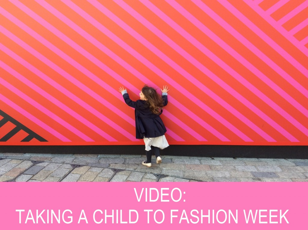 VIDEO | Kids at fashion shows