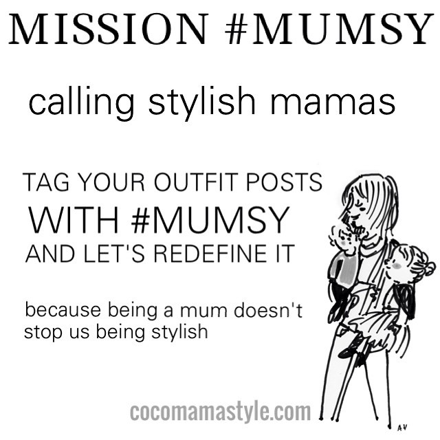 mission mumsy | cocomamastyle