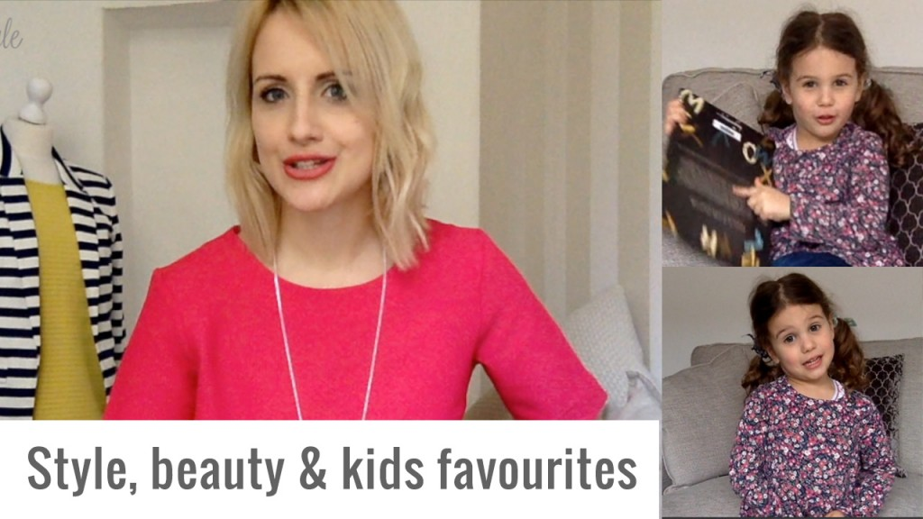 VIDEO | style, beauty and kids favourites