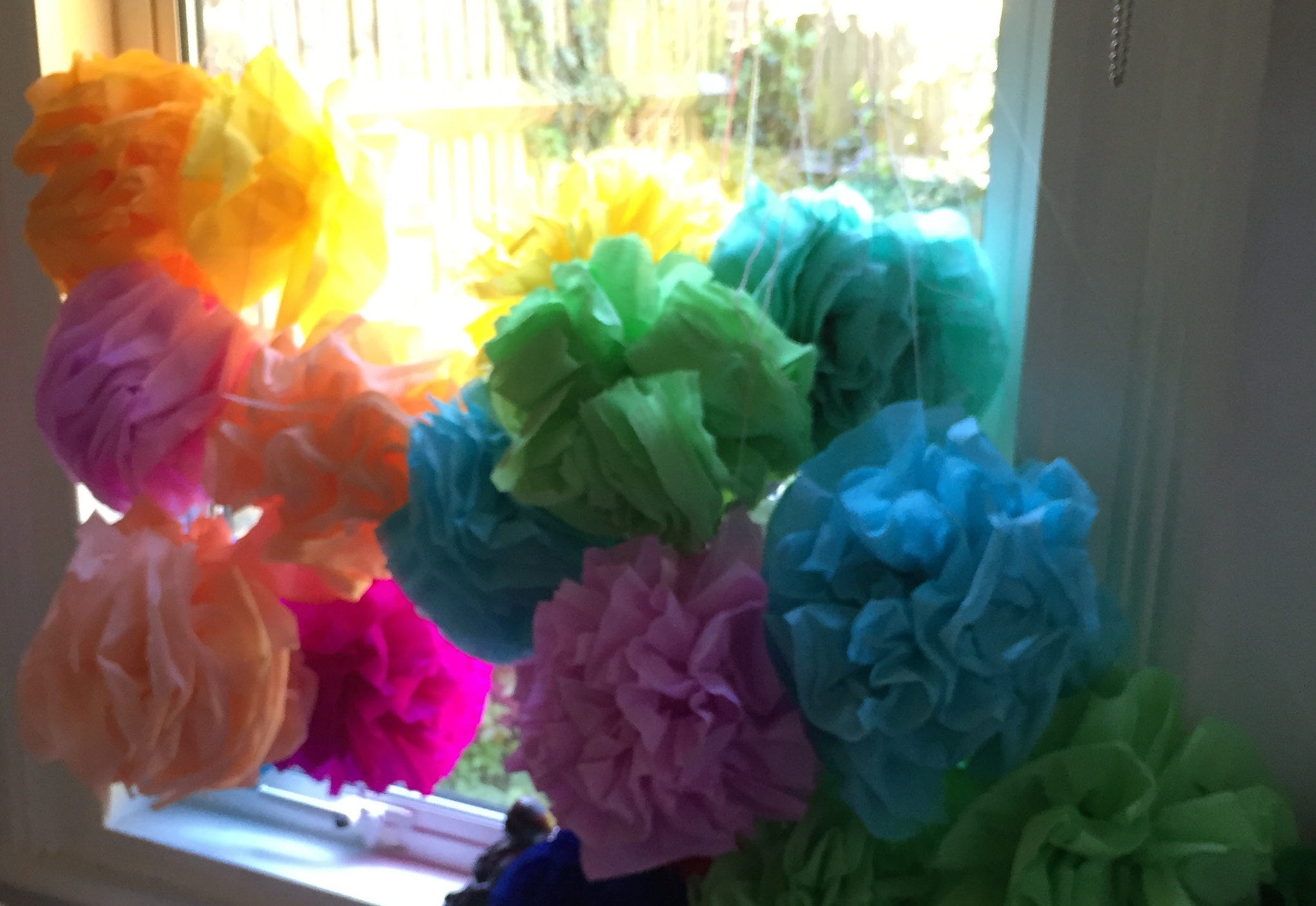 Cocomamastyle Party Pom poms