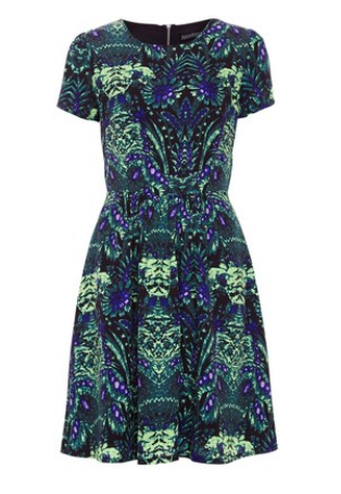 house of fraser skater dress