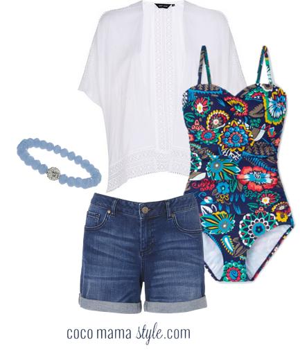 mama swimwear look cocomamastyle