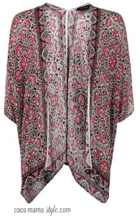 new look festival style cocomamastyle kimono