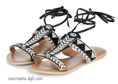 new look festival style cocomamastyle sandals