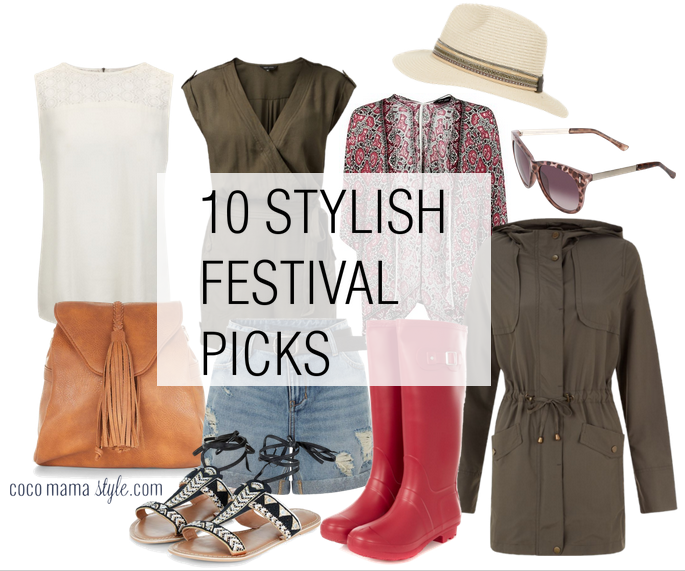 10 stylish festival picks