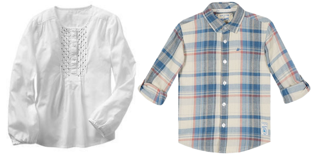 cocomamastyle - holiday style kids - cotton tops