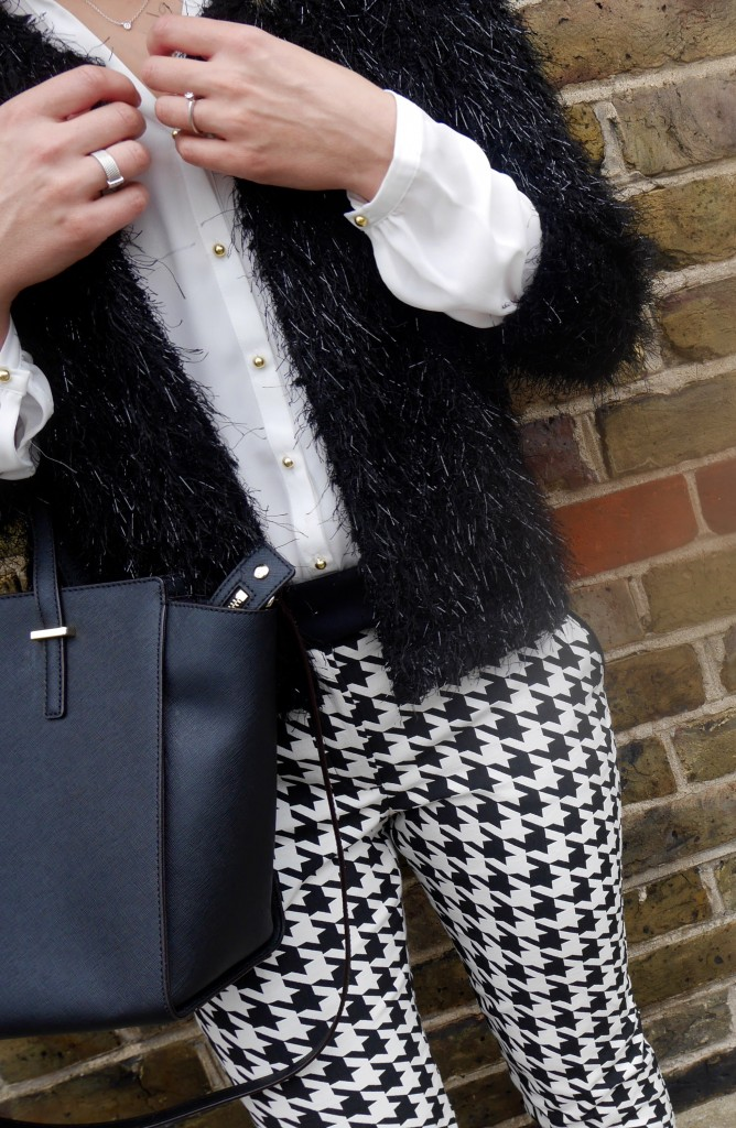 cocomamastyle | outfit of the day | kaleidoscope monochrome