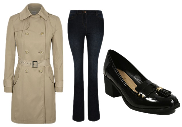 cocomamastyle | George LFW casual mac