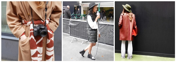 London Fashion Week: Mama Style