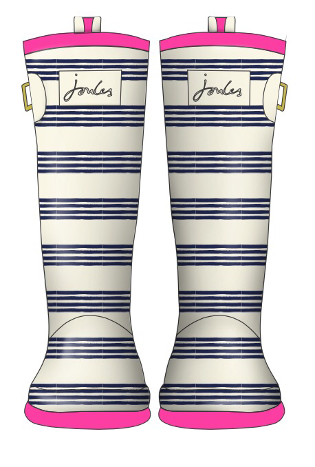 Design your own Joules wellies and WIN