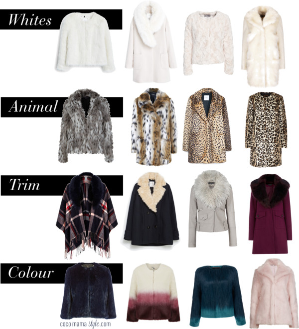 Wear it now | Faux fur