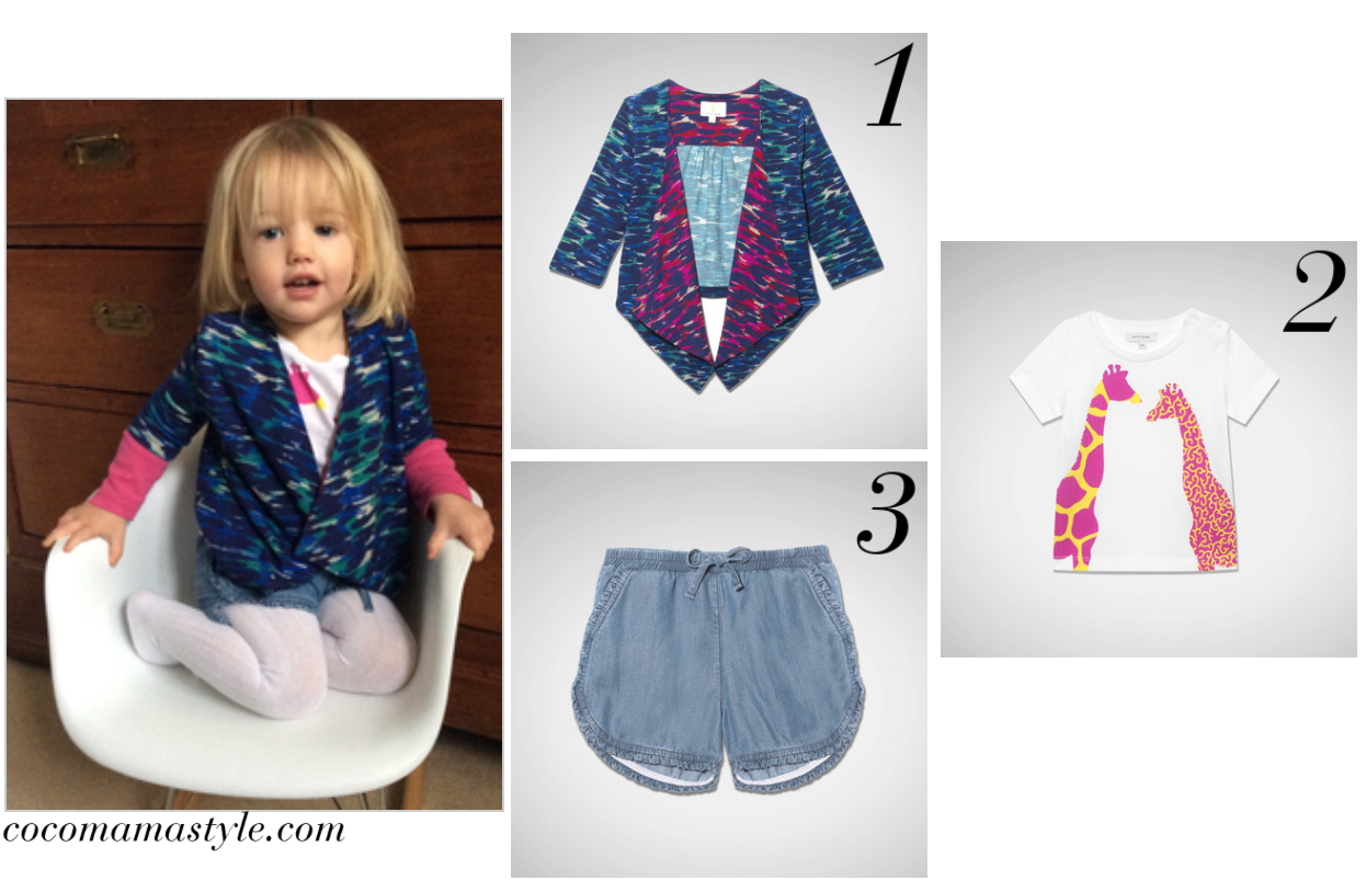 cocomamastyle | petit tribe | mini style | get the look