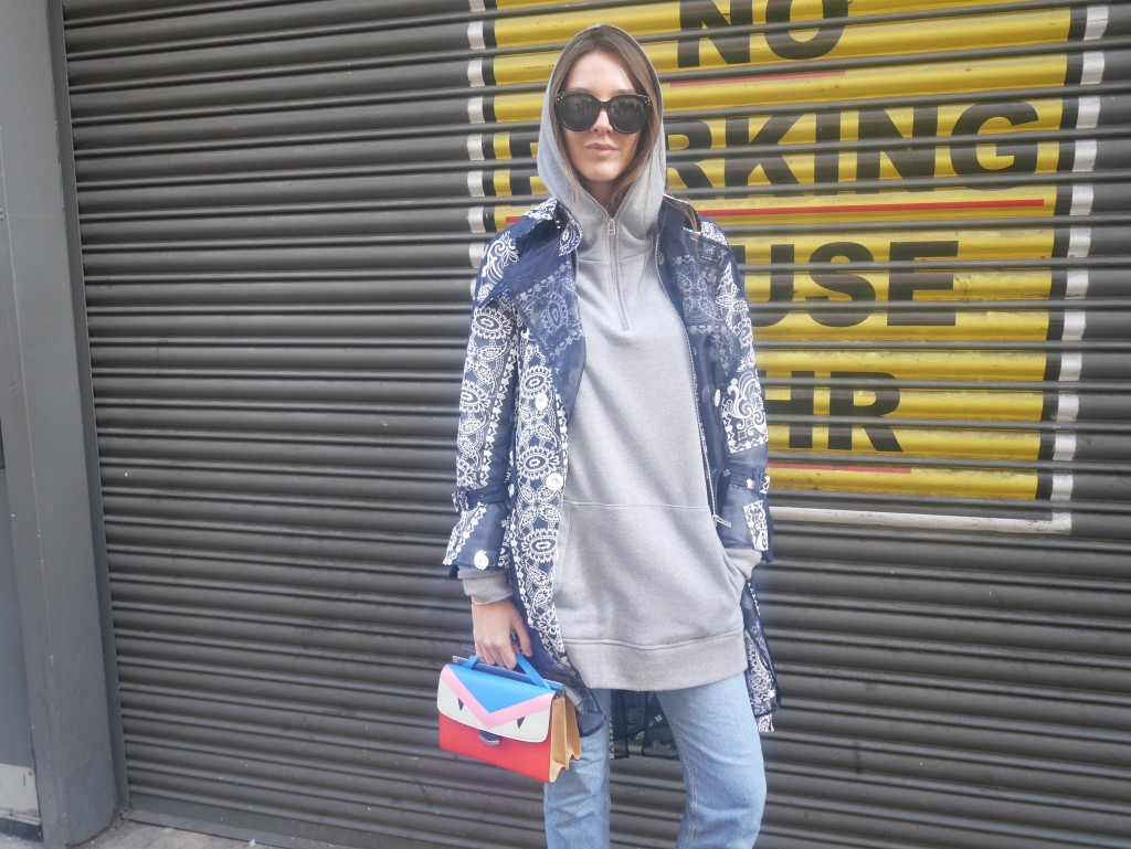 London Fashion Week street style | coco mama style