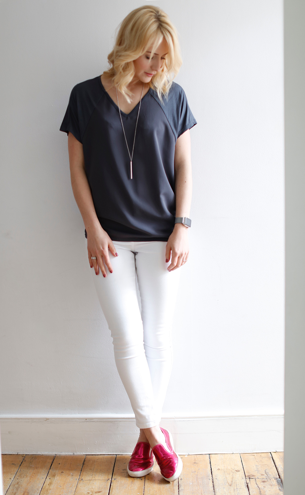 coco mama style | george  | outfit inspiration| skinny jeans
