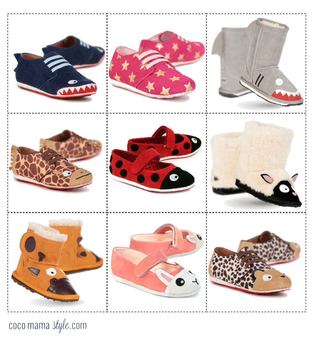 cocomamastyle | Little Creatures | shoes | EMU Australia