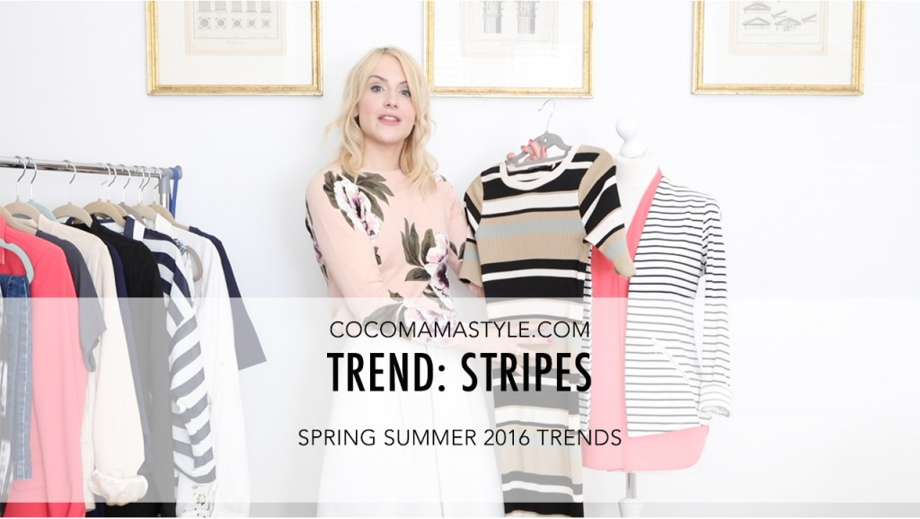 VIDEO | Spring Summer Trends: Stripes