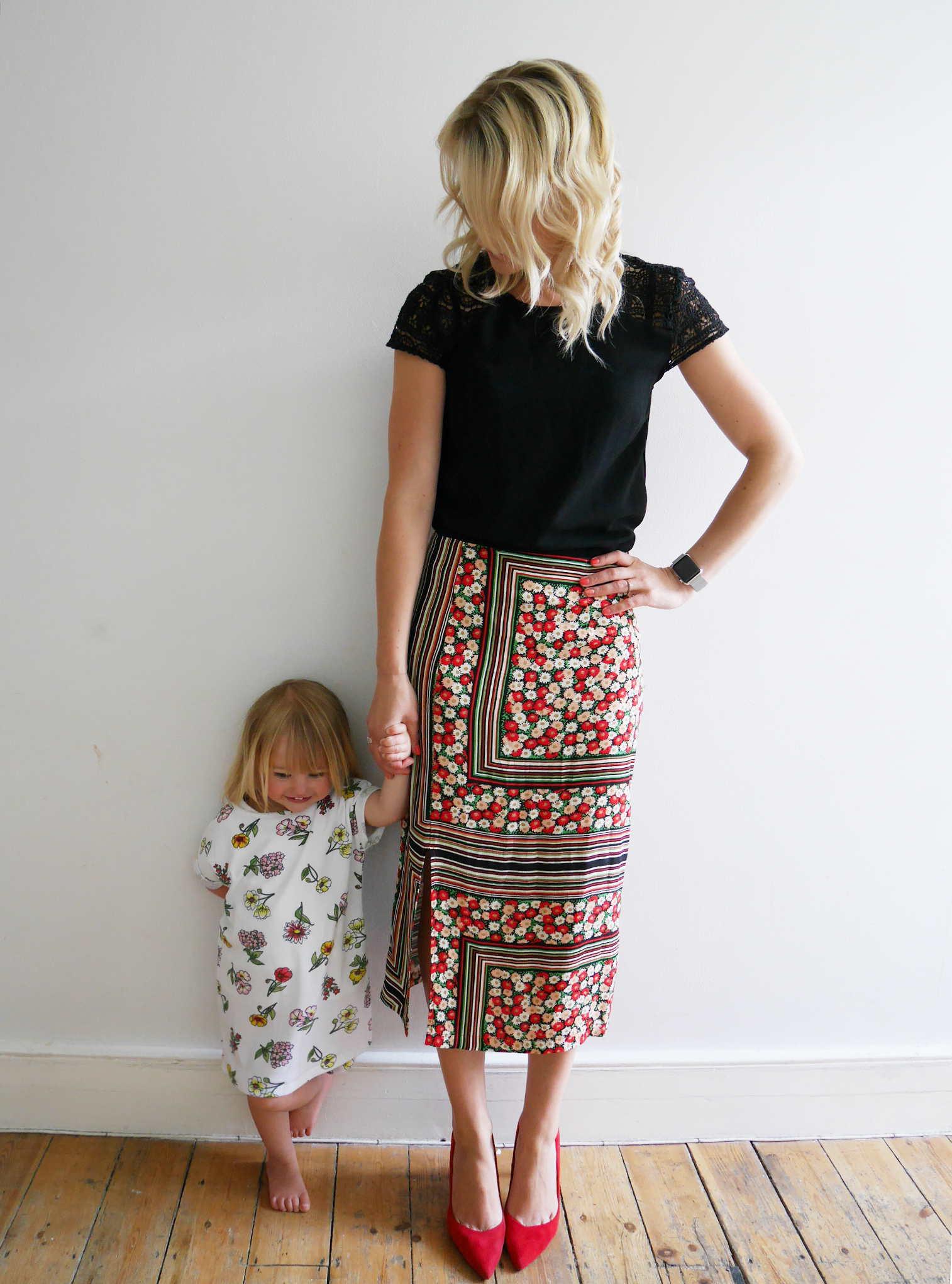 Coco Mama Style | octer | topshop skirt3