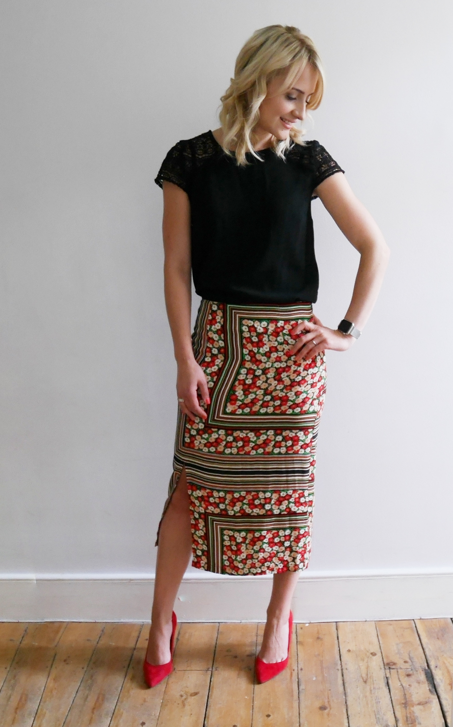 Coco Mama Style | octer | topshop skirt4