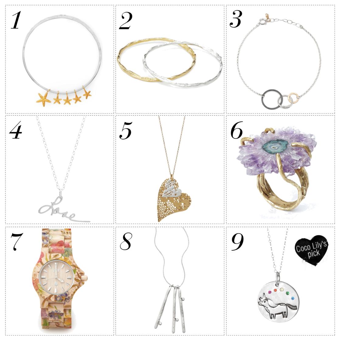 cocomamastyle | uncommon goods | handmade bespoke jewellery