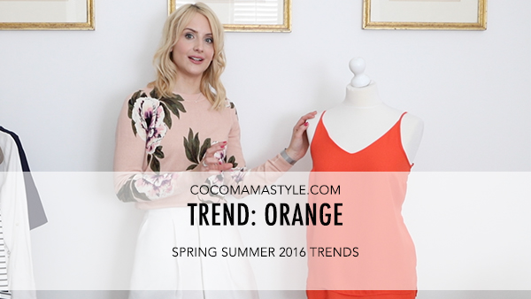 cocomamastyle | trend video | orange