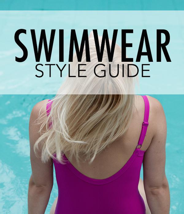 cocomamastyle | speedo | swimwear style guide