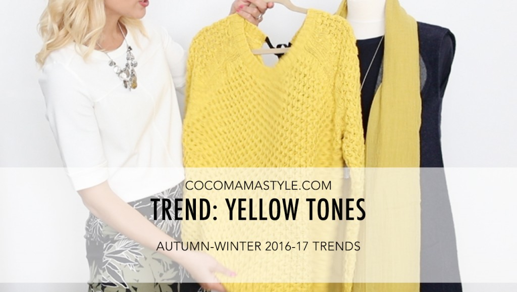 VIDEO | Trend: how to wear yellow tones