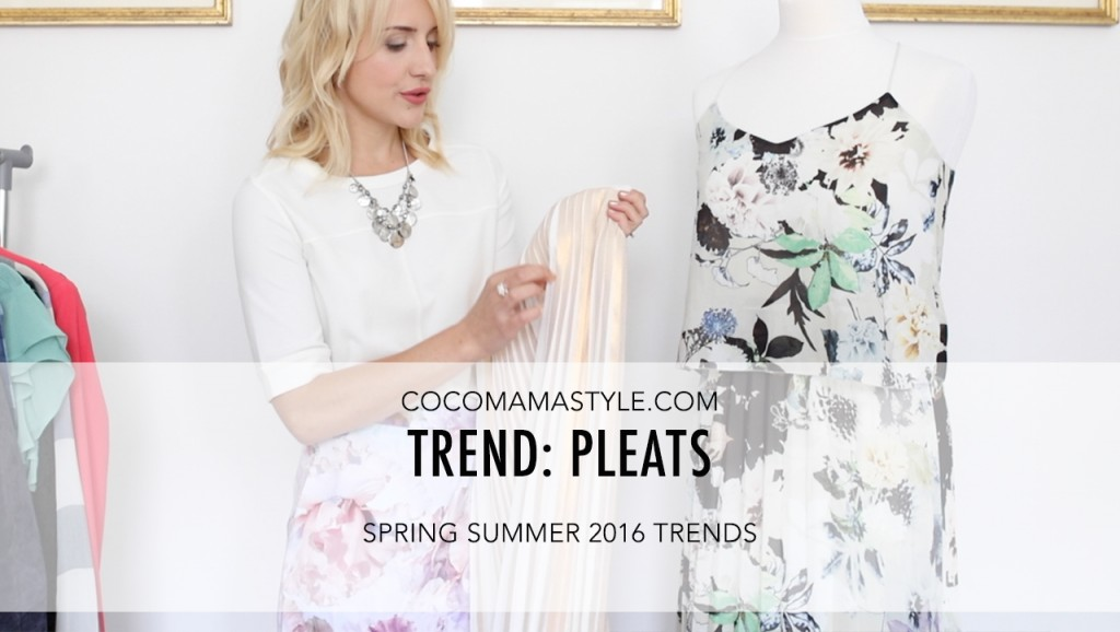 VIDEO | Trend: How to wear pleats