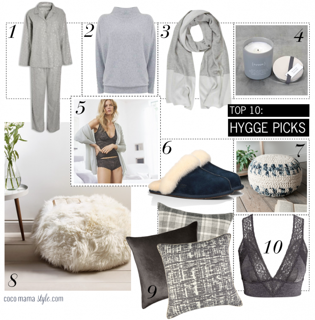 Top 10 Hygge inspired style picks for autumn