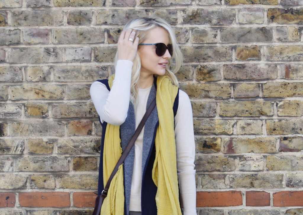 Outfit of the day | Autumn layers