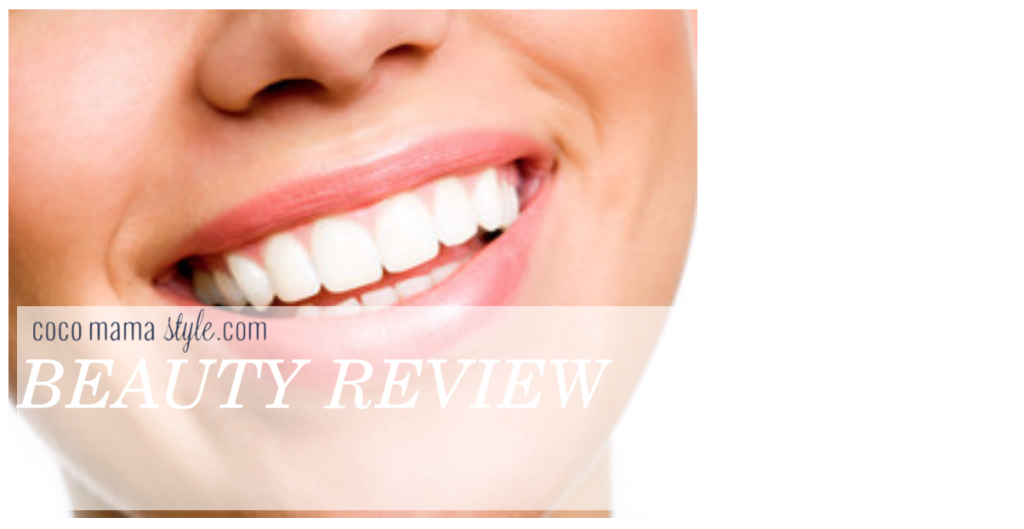 smilepod review | dental hygiene london | high gloss diamond tooth polish