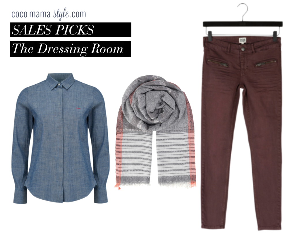 the dressing room | sale picks | cocomamastyle