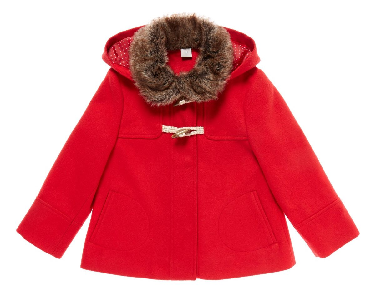 info for online store coupon codes Mini style | Fur trimmed coats and jackets for girls - coco ...