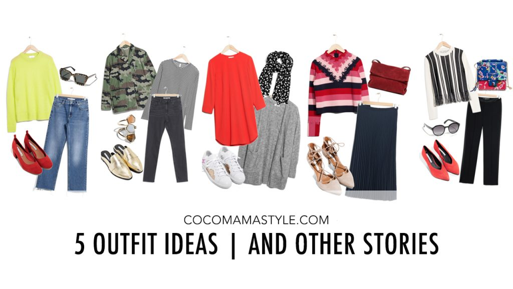 5 Outfit Ideas | And Other Stories