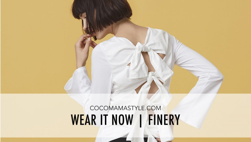 Wear it now (and WIN) | Finery