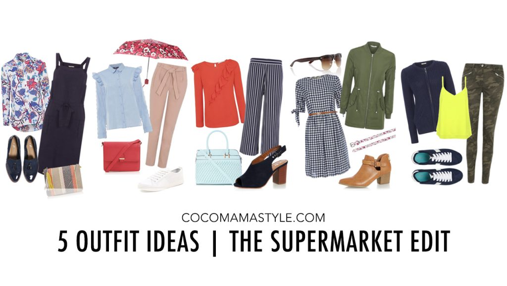 5 Outfit Ideas | The Supermarket Edit