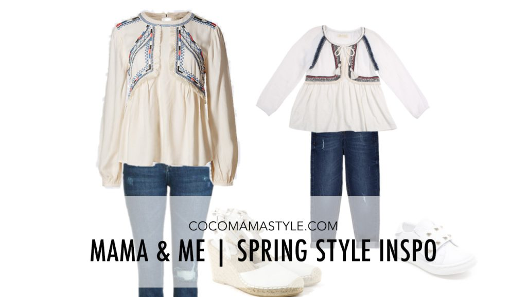 Mama and Me | Spring style inspo