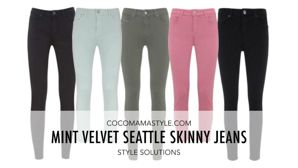 STYLE SOLUTIONS | Mint Velvet Seattle Skinny Jeans