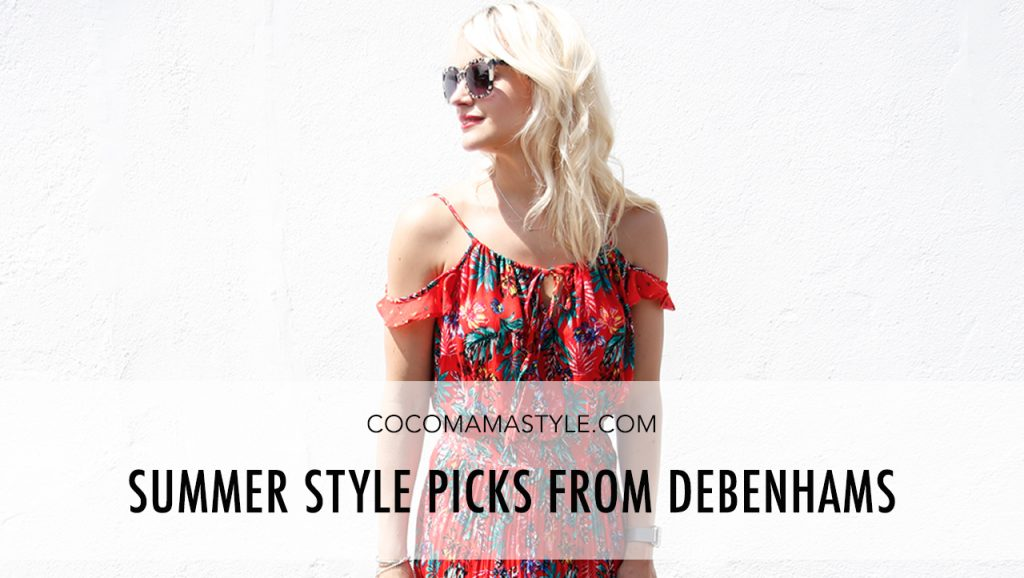 Summer Style Picks from Debenhams