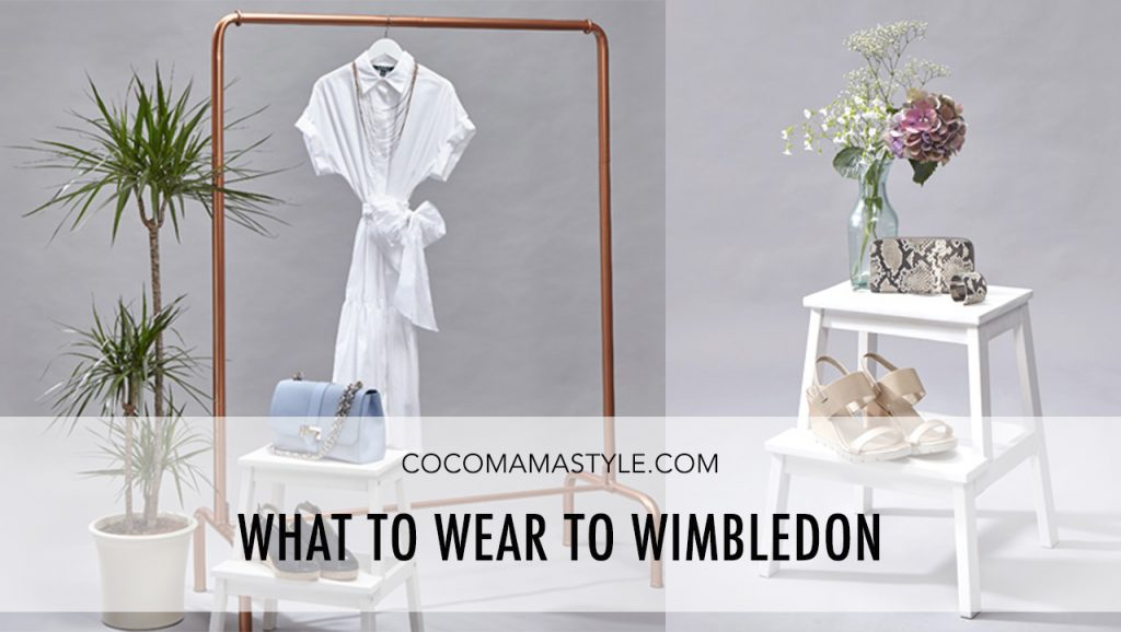 What to wear to Wimbledon (or any summer occasion!)