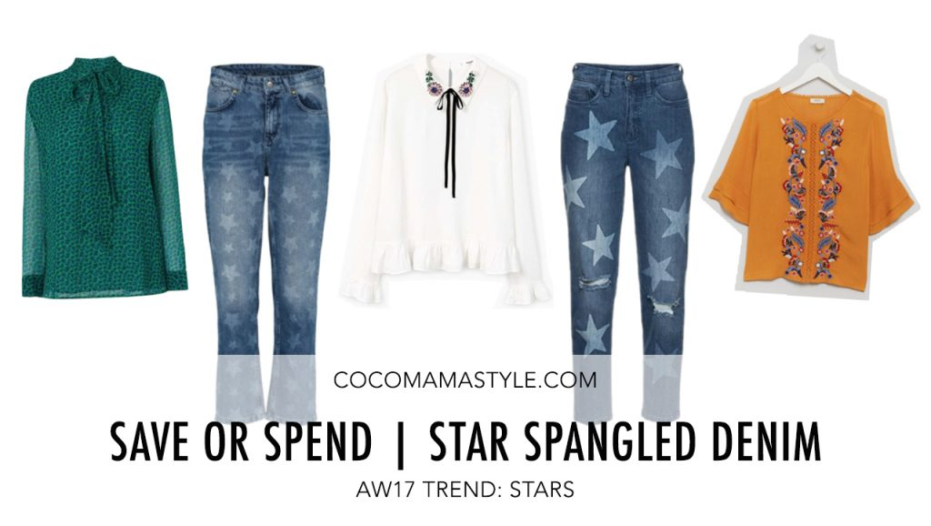 Save or Spend | Star Spangled Denim