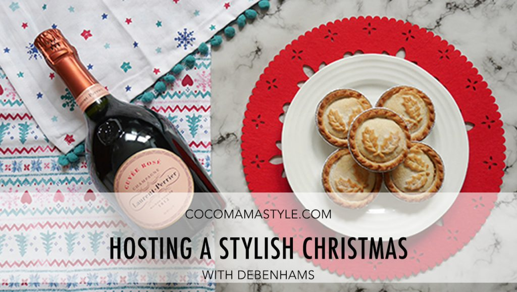 Hosting A Stylish Christmas