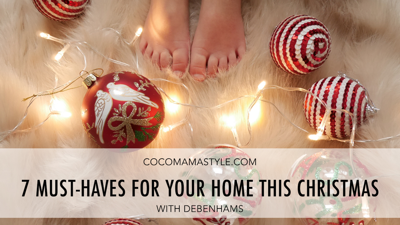 if youre looking for some inspiration for your interiors style this christmas look no further as i bring you 7 essentials for getting your home set for - Christmas Must Haves