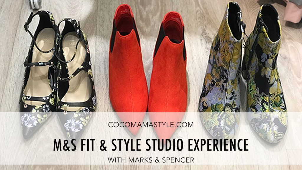 Style | M&S Fit & Style Studio Experience