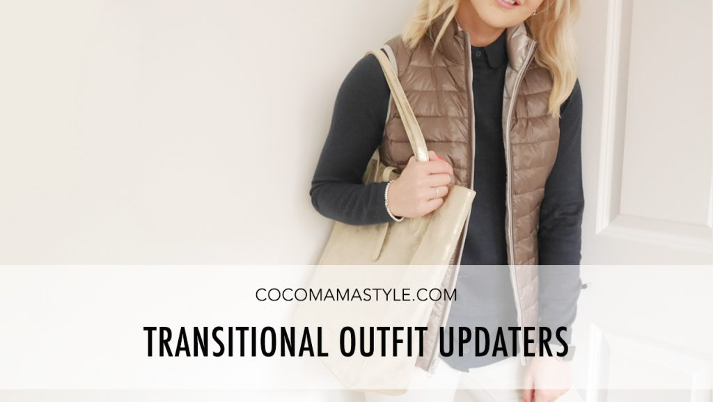 Transitional Outfit Updaters
