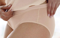 tried & tested Charlotte & co silk knickers