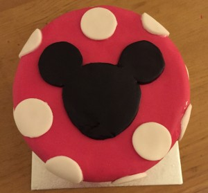 Cocomamastyle Party top tier cake