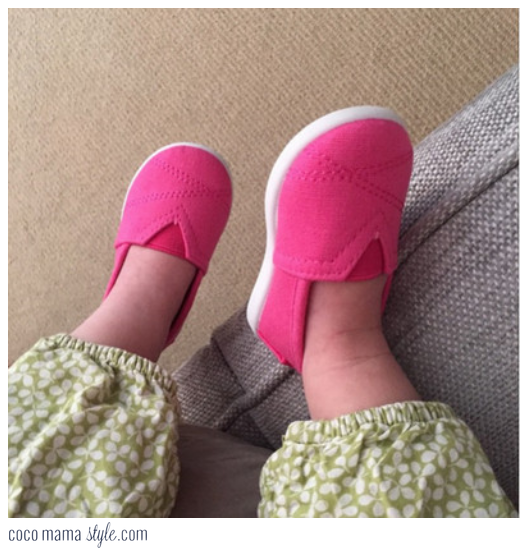 mini must have mothercare canvas plimsolls baby child pink